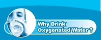 Find out the benefits of drinking Alkaline Energy Oxygenated water